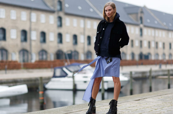 Copenhagen Fashion Week Street Style 17