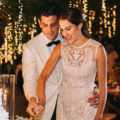 Wedding With '50s-Era Flair in Cartagena